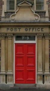 Post Office, Church Square
